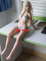 Good quality low price 100% waterproof black sex doll silicon