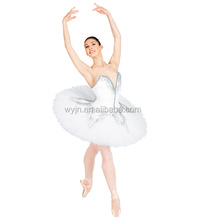 Performance di danza costumi- bella balletto tutu costume rosa abiti tesoro