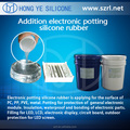HY-9345 Electronic Potting Silicone Rubber