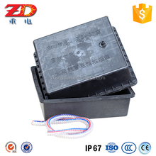 ZD 200 solar plastic UPS battery box