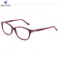 Black Frame Color High Quality Nice Eyeglasses Optical Frame