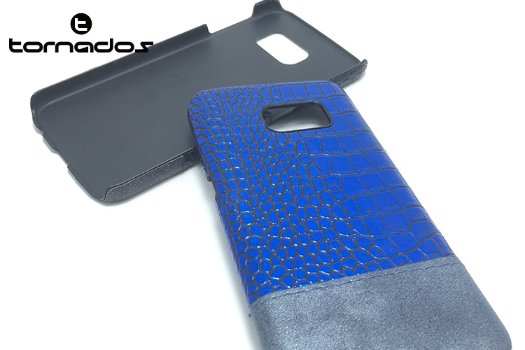 For Samsung Ultra Slim Fit Crocodile Alligator Skin Luxury PU Leather Fashion Protective Bumper Case