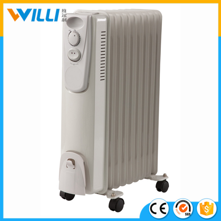 WL-<strong>K</strong> Adjustable thermostat oil filled heater/mini room electric heater 1500W-2500W
