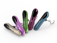 5 Colors Portable Digital Pocket Luggage Scale with Weighing Hook 50kg