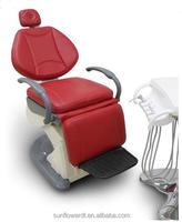 Three Folding Dental Chair Unit with hand cart