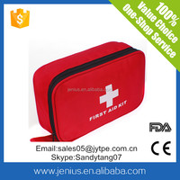 Multifunctional Private label safety Emergency FIrst aid kit with CE&FDA