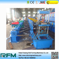FX highway guardrail roll forming machinery glue