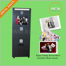 Nimble Touch Screen Photo Booth with Factory Driect Selling Cheaper Price