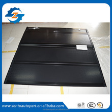 High quality alumimun alloy material tonneau cover for 2015+HILUX REVO double cab