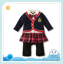 2014 New design comfortable baby clothes winter