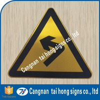 Reflective Arrow Signs for Outdoor Traffic Safety