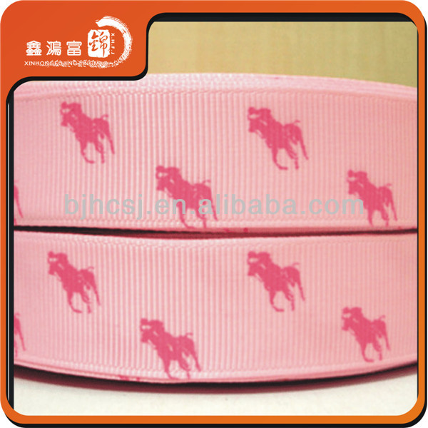 "2015 NEW Style 1"" RL Polo Grosgrain Printed Ribbon"