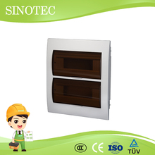 Different types electrical boxes different size 12 ways 18 ways switch boad power distribution unit db supplier