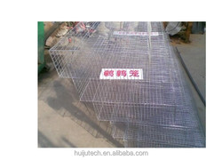 6 layer 600 pcs Galvanized Wire cage for quail pet cage stainless steel parrot cage for sale HJ-QCX600