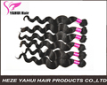 Brazilian hair extension,100% unprocessed wholesale Brazilian human hair extension