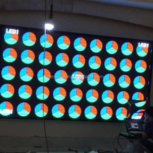 p6 32x32 RGB LED Matrix panel led display module 2 pcs p6 16x32 to 1 pcs 32x32 led panel indoor p3 p4 p5 p6 led display screen