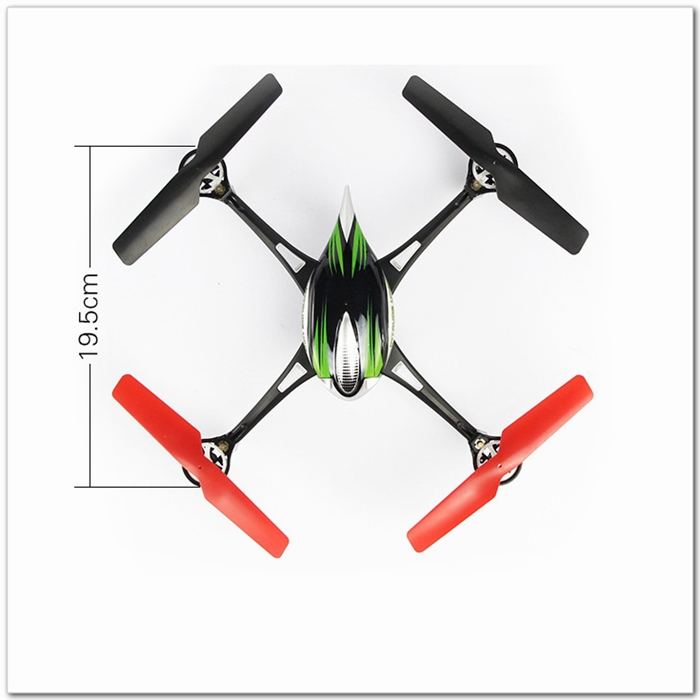 Import Toys From China WL V636 2.4G 4CH 6-Axis Quadcopter Frame With Light
