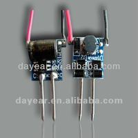 LED Power Supply LED Driver 3W 450mA Constant Current