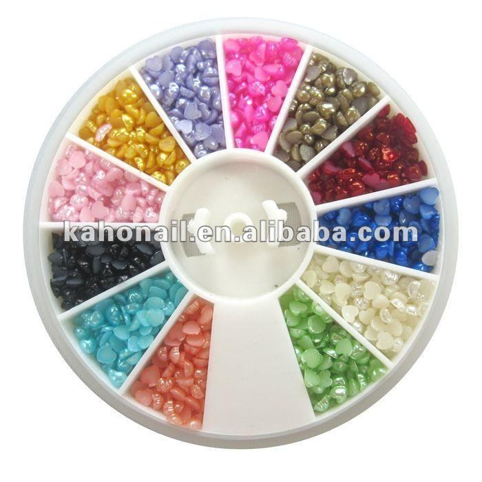 kaho art nail factory chain supermaket store,multiple shop welcome Nail Accessories nipple nail