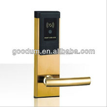 2016 Goodum different kind of hotel RF card door lock with free software