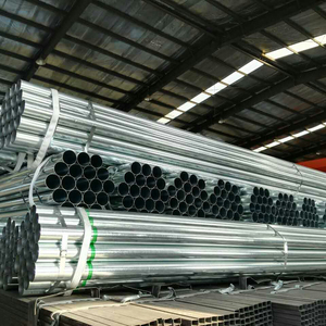 OD 21.3mm Electrical Wiring Underground Pre Galvanized Steel Pipe Price