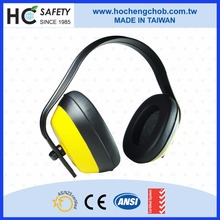 A615 CE over the head industrial sound proof ear defender workplace ear muff