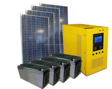 grid tie solar inverter off-grid 5kw home solar system 1kw off grid solar system