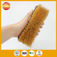 clothes wooden washing brush