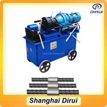 Rebar bender gasket cutting machine portable electric pipe threading machine