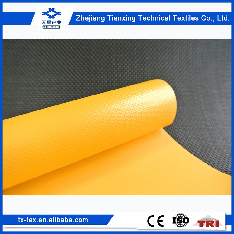 High quality promotional PVC Truck Cover waterproof tarpaulin fabric