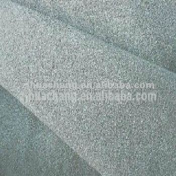 Polyester and Spandex Suede Knitting Fabric