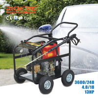 Good Quality high quality gasoline 6.5HP home use /portable high pressure washing machine