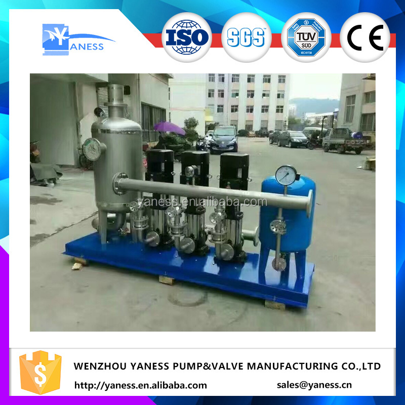 CDLF/CDL series stainless steel vertical multi stage centrifugal pump