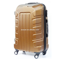 trolley travel luggage suitcase carrying case with 20''24''28'' size