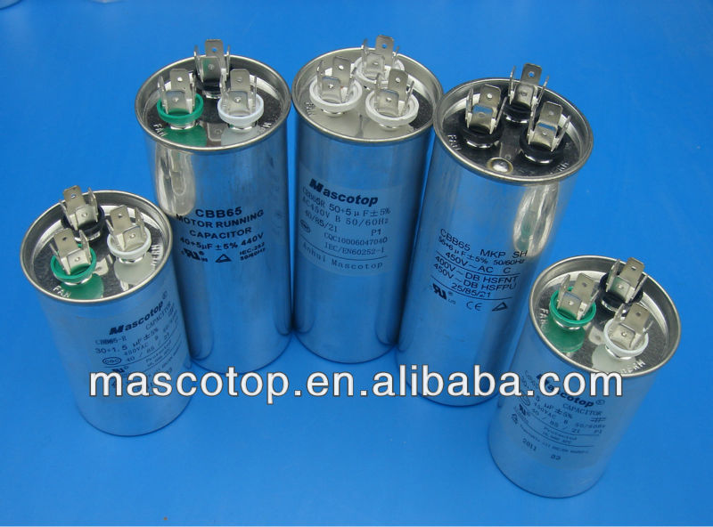 Air conditoner capacitor