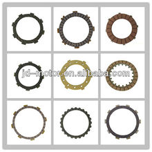 different size clutch plate