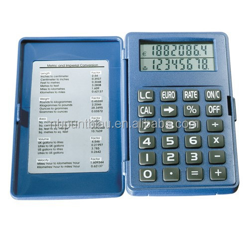 Promotional hot financial calculator for gift