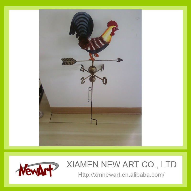 METALrooster weather vane