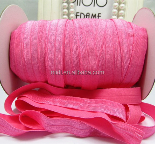 Wholesale Elastic Headband Elastic DIY Knotted Hair Tie