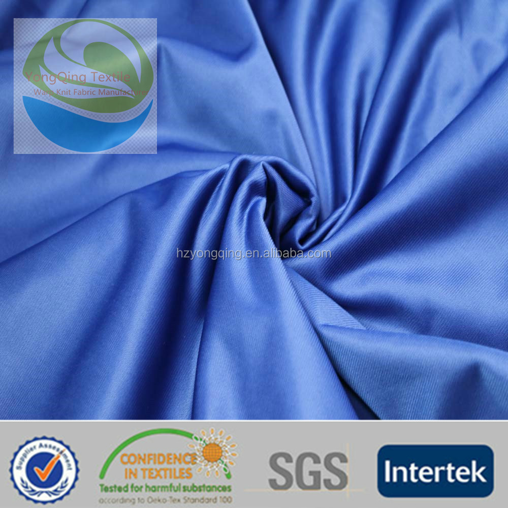 100 polyester tricot stock fabric and textile for sportwear fabric
