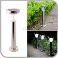 Ultra Bright Wireless Stainless Steel Outdoor Solar Garden Light with 13 LED PIR Motion Detector (JL-8536)