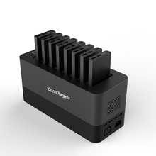 DOCKCHARGER New arrived sharing station power bank 10000mah DC-P03 with APP software