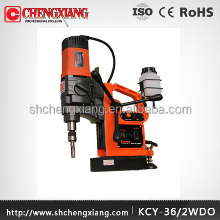 German quality heavy duty electric manual magdrill magnetic drill KCY-36/2WDO