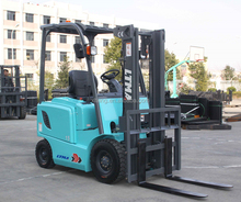 LTMA competitive mini electric forklift 1.5ton balanced forklift truck