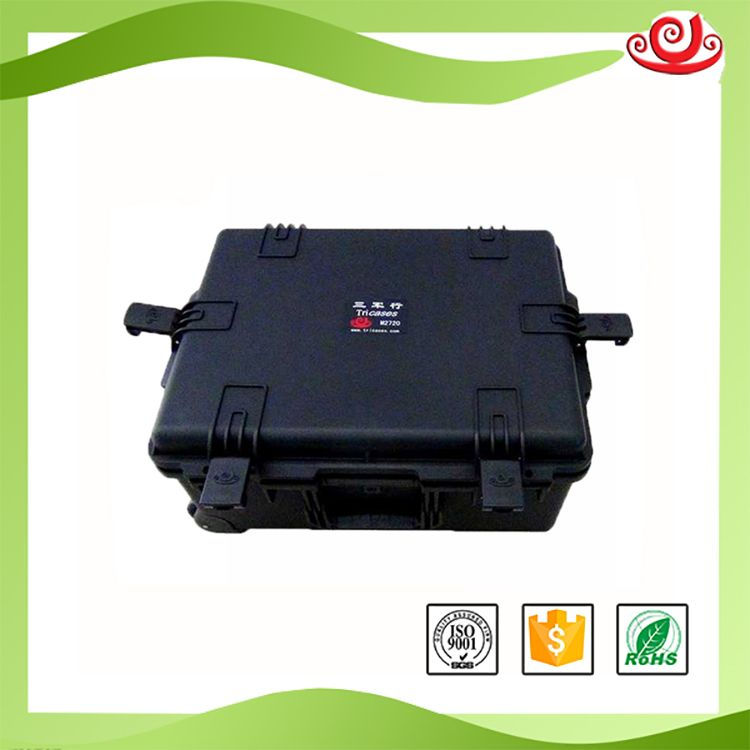 Tricases factory supply new arrival IP67 hard PP plastic case plastic scientific instrument box case M2720