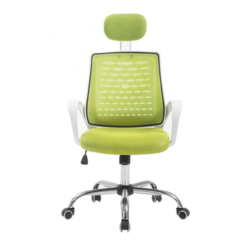 Hot Sale Adjustable Ergonomic Metal Base Boss Chair Mesh Office Chair