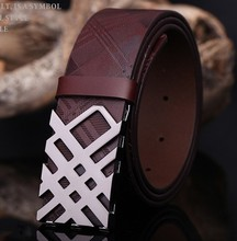 High quality leather replica designer belts for men,genuine leather belt