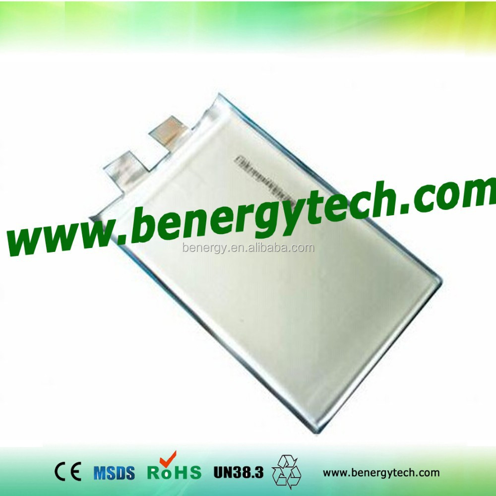 A123 3.2v 20ah lifepo4 prismatic pouch Battery Cell