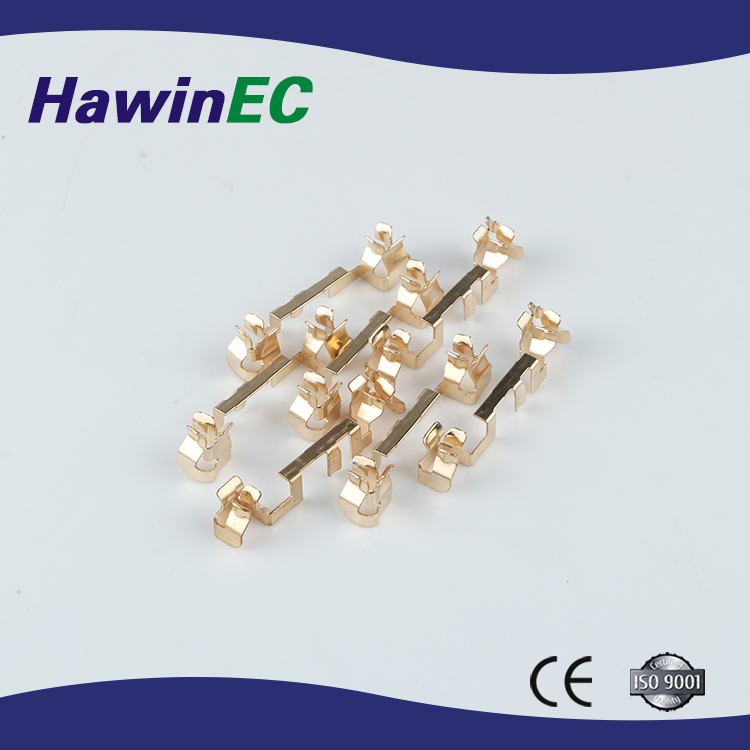 High Quality Custom Small Metal Brass Clips