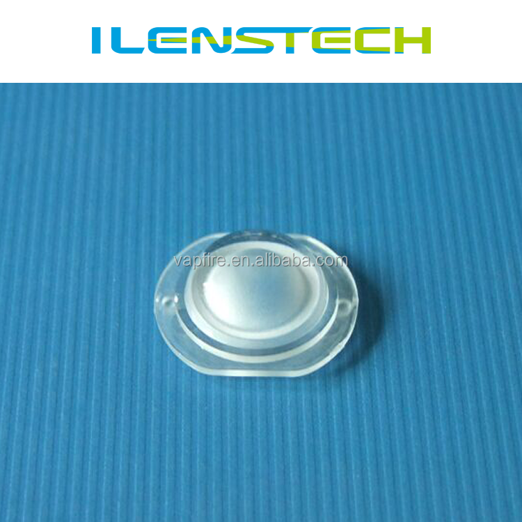 Different size shape OEM acrylic/PMMA led lens covers
